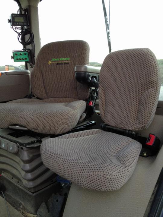 Universal Tractor Buddy Seat : Planting avalon farms ohio